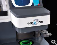 Briot emotion2 Optische Formerfassung GraviTec