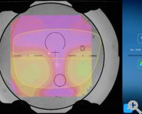 AttitudeXL- PowerMap®-Technologie mit integriertem Shak-Hartmann Wellenfrontsensor