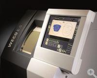WECO E.6 smartDesign- Neigbarer, großer Touchscreen für beste Ergonomie