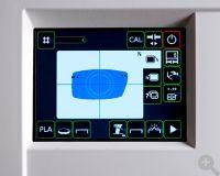 Weco E.5- Touchscreen mit logischen Icons