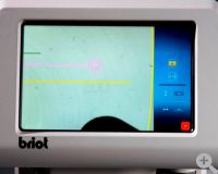 Evolution Microgravuren Detector