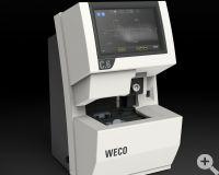 WECO C6 Wellenfrontzentriergerät