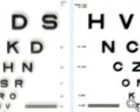 Simulation der Qualität des Sehens: Visualisierung und Gegenüberstellung von Abbildungsfehlern niedriger und höherer Ordnung