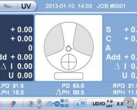 VX35 display